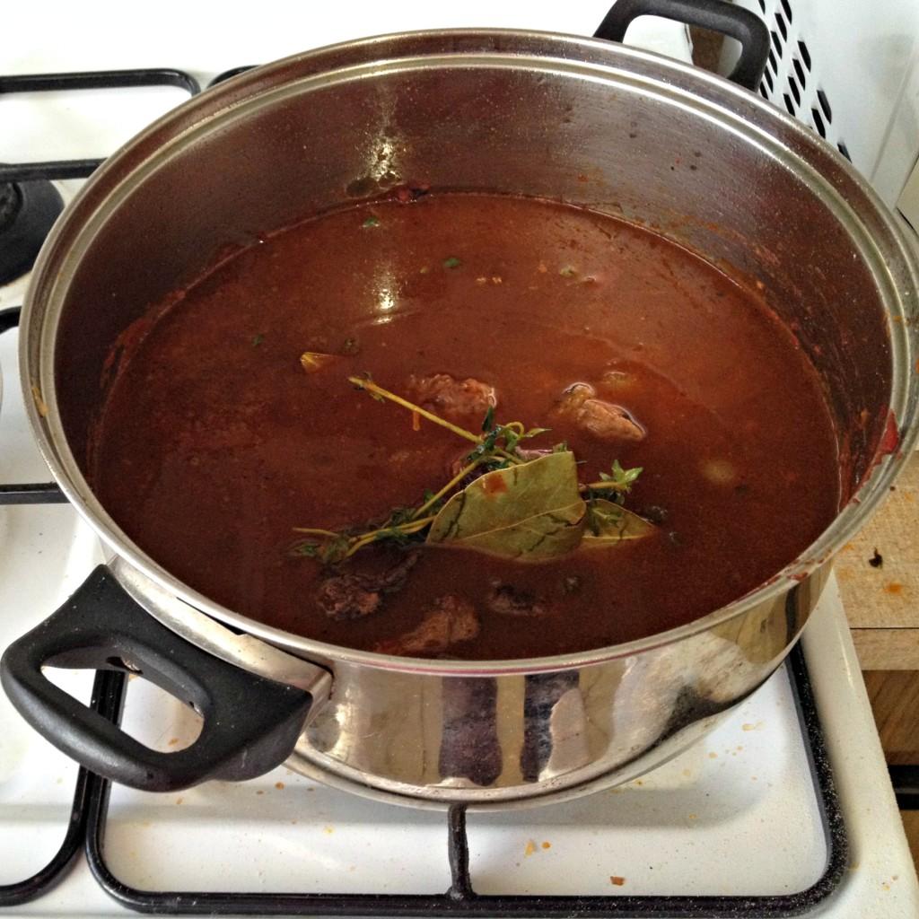 ROO STEW sauce